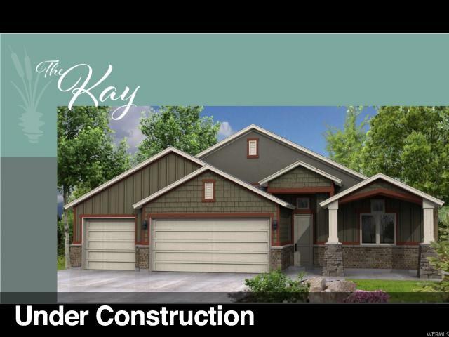537 E Green Spring Way #201, South Weber, UT 84405 (#1534732) :: Big Key Real Estate