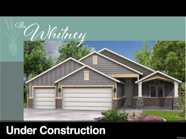 569 E Green Springs Way #223, South Weber, UT 84405 (#1534764) :: Big Key Real Estate