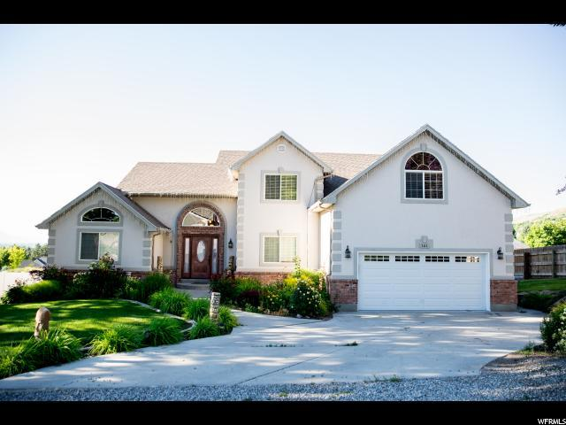 161 E 400 S, Richmond, UT 84333 (#1534894) :: Action Team Realty
