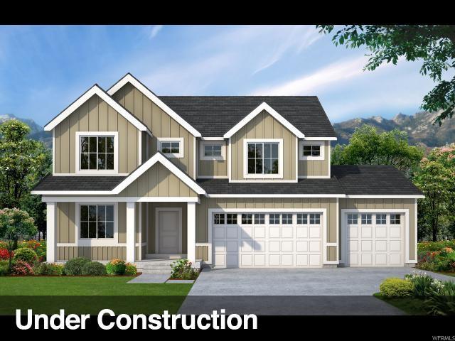 448 S Wild Spur Ln E #495, Saratoga Springs, UT 84045 (#1534929) :: Colemere Realty Associates