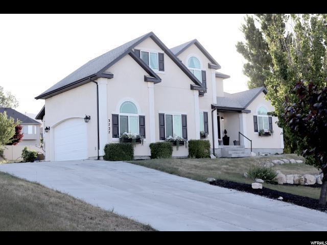 3727 S Panorama Dr W, Saratoga Springs, UT 84045 (#1534953) :: Bustos Real Estate | Keller Williams Utah Realtors