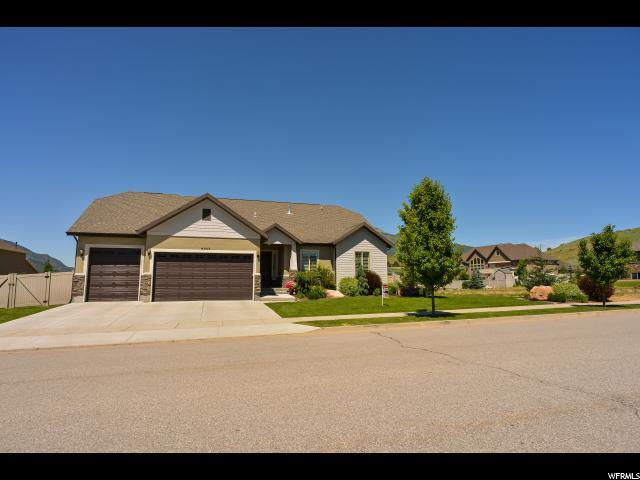 6003 Rollins Ranch Rd, Mountain Green, UT 84050 (#1534991) :: Colemere Realty Associates