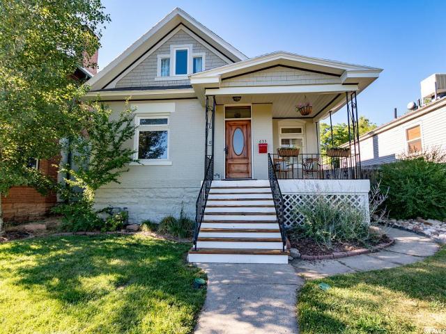 633 7TH Ave, Salt Lake City, UT 84103 (#1534992) :: Colemere Realty Associates
