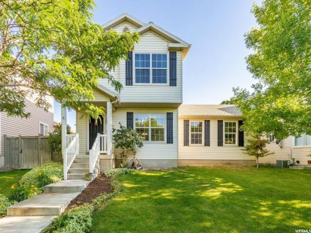 3858 E Chippewa Way, Eagle Mountain, UT 84005 (#1535009) :: Bustos Real Estate | Keller Williams Utah Realtors