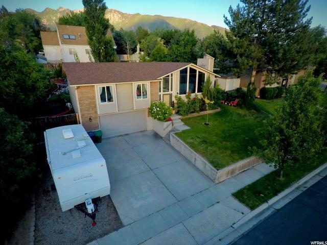 11349 S Paloma Way, Sandy, UT 84094 (#1535022) :: Big Key Real Estate