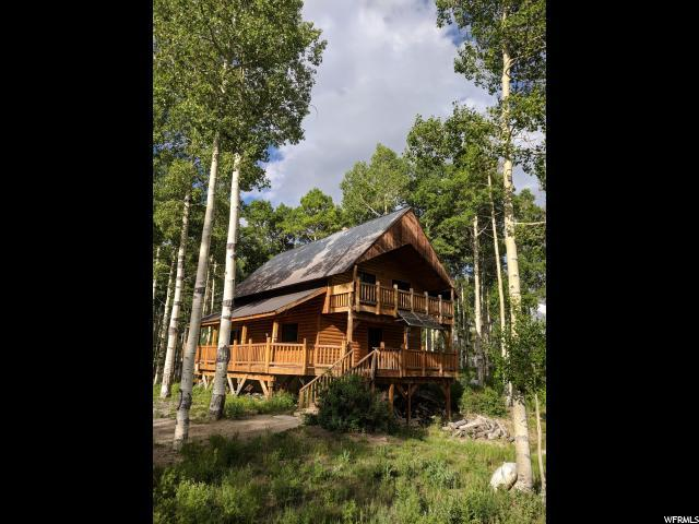 27 Aspen Dr, Fairview, UT 84629 (#1535027) :: Big Key Real Estate