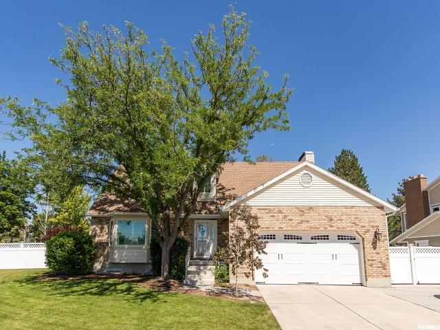 5197 S Spring Clover Dr W, Murray, UT 84123 (#1535035) :: The Utah Homes Team with iPro Realty Network