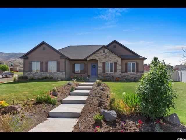 2757 S Day Lilly Dr, Saratoga Springs, UT 84045 (#1535045) :: The Fields Team