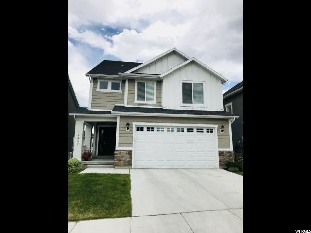 14467 S Yellow Topaz Rd W, Herriman, UT 84096 (#1535092) :: The Fields Team