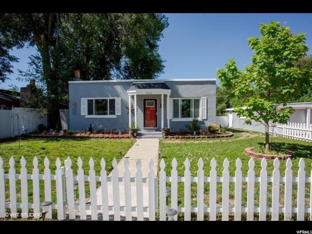 1660 W Warnock Ave S, West Valley City, UT 84119 (#1535097) :: Big Key Real Estate