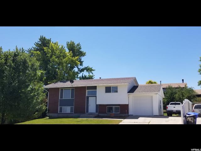 2919 W Sesame Cir, Taylorsville, UT 84129 (#1535112) :: Big Key Real Estate