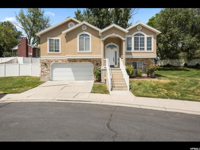 783 E Zenia Meadows Court, Salt Lake City, UT 84107 (#1535124) :: Exit Realty Success