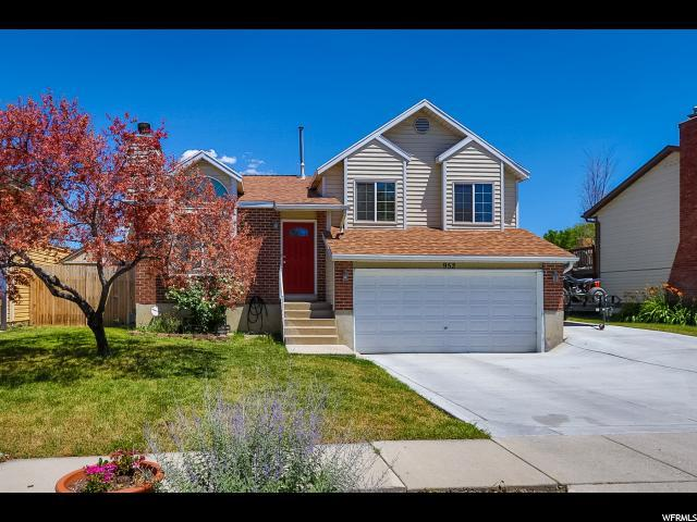 952 N Libby W, Salt Lake City, UT 84116 (#1535148) :: Bustos Real Estate | Keller Williams Utah Realtors