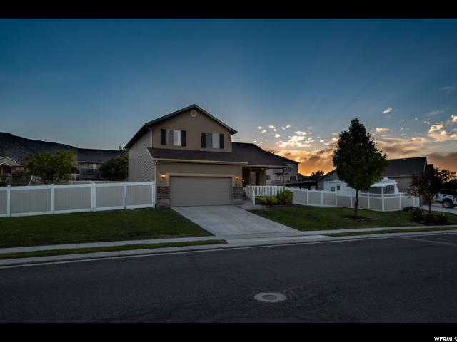 3823 S Lake Mountain Dr, Saratoga Springs, UT 84045 (#1535219) :: The Utah Homes Team with iPro Realty Network