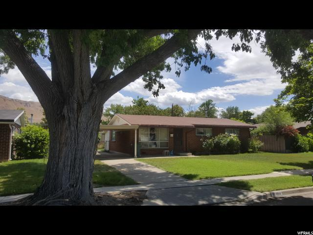 1104 N Nocturne Dr W, Salt Lake City, UT 84116 (#1535283) :: Big Key Real Estate