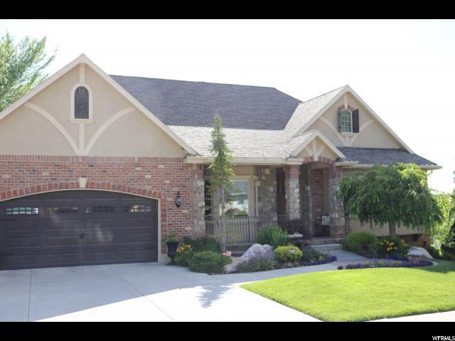 1059 Kingswood N, Kaysville, UT 84037 (#1535300) :: RE/MAX Equity