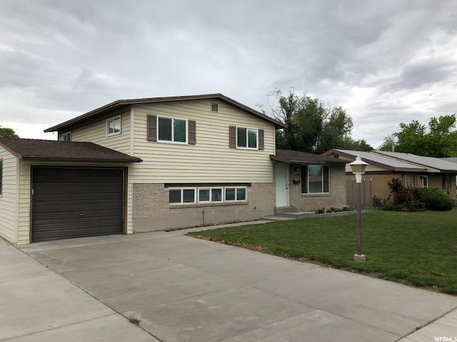 3644 S 3400 W, West Valley City, UT 84119 (#1535309) :: Exit Realty Success