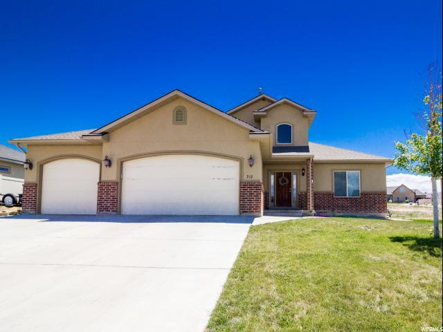318 E 2900 S, Vernal, UT 84078 (#1535345) :: Red Sign Team