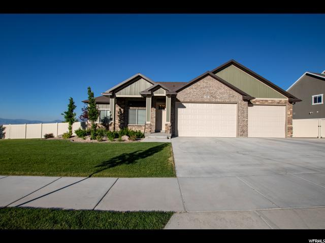 14993 S Echo Bluff Dr W, Herriman, UT 84096 (#1535362) :: The Muve Group