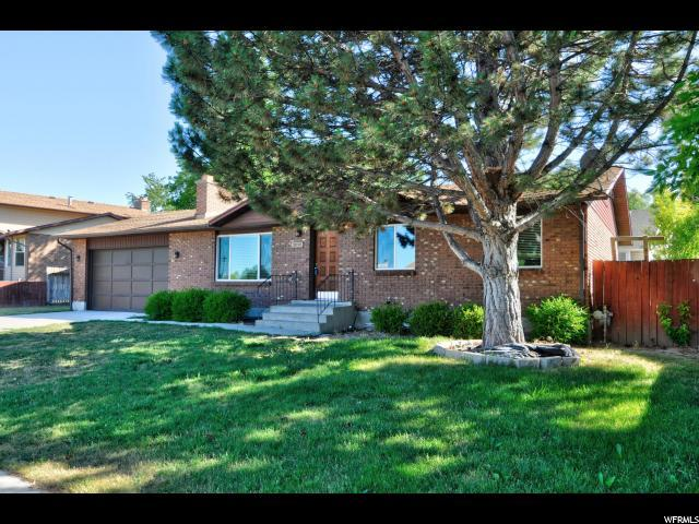 3818 S Pavant Dr W, West Valley City, UT 84120 (#1535383) :: goBE Realty