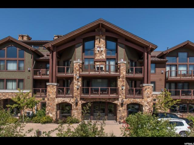 2100 Frostwood Blvd #5164, Park City, UT 84098 (#1535420) :: Colemere Realty Associates