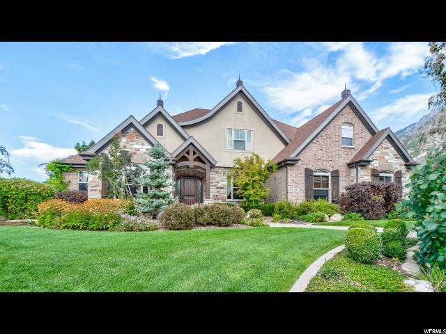 1041 Round Mountain Dr, Alpine, UT 84004 (#1535449) :: Eccles Group