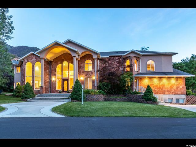 35 E Lone Hollow Dr, Sandy, UT 84092 (#1535453) :: Bustos Real Estate | Keller Williams Utah Realtors