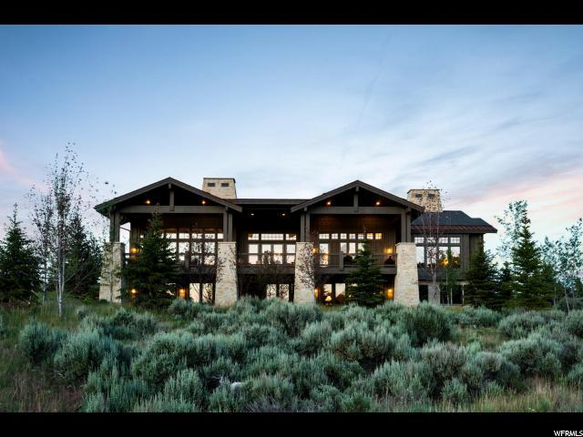 7667 N Fire Ring Glade #62, Park City, UT 84098 (MLS #1535497) :: High Country Properties