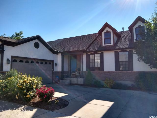 900 Michie Ln, Midway, UT 84049 (MLS #1535564) :: High Country Properties
