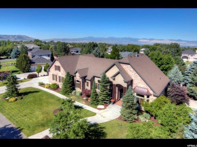 51 Wanderwood Way, Sandy, UT 84092 (#1535635) :: Bustos Real Estate | Keller Williams Utah Realtors
