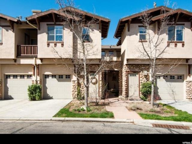 4465 S Maybeck Pl E B, Holladay, UT 84124 (#1535688) :: Red Sign Team