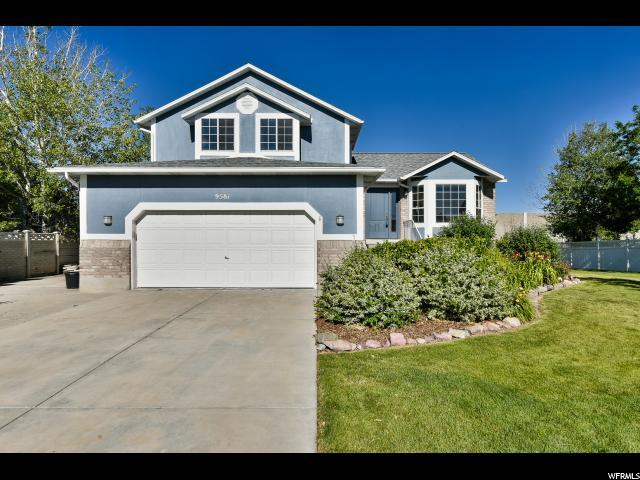9581 S Newkirk St W, South Jordan, UT 84009 (#1535697) :: RE/MAX Equity
