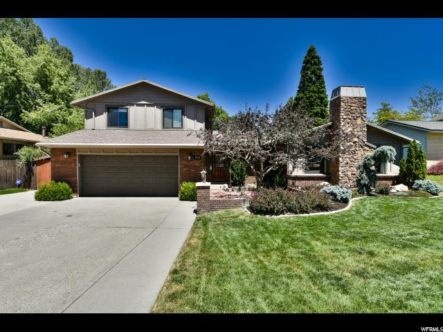 1923 E Curtis Dr, Cottonwood Heights, UT 84121 (#1535699) :: The Fields Team