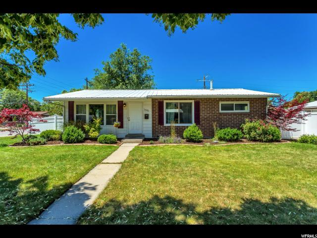 1205 N Nocturne Dr, Salt Lake City, UT 84116 (#1535811) :: Exit Realty Success