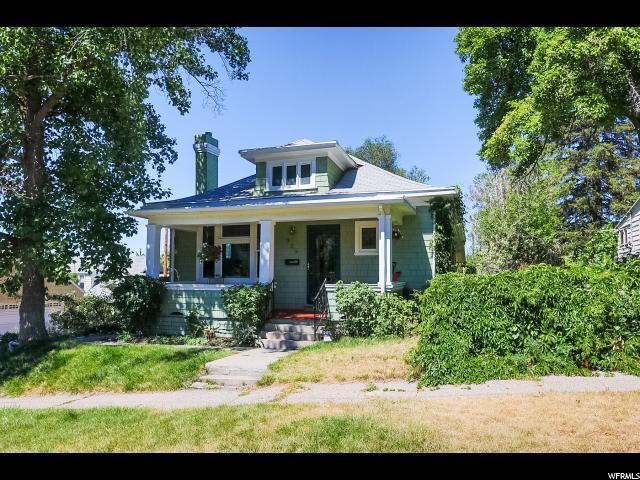 325 E J St N, Salt Lake City, UT 84103 (#1535855) :: Bustos Real Estate   Keller Williams Utah Realtors