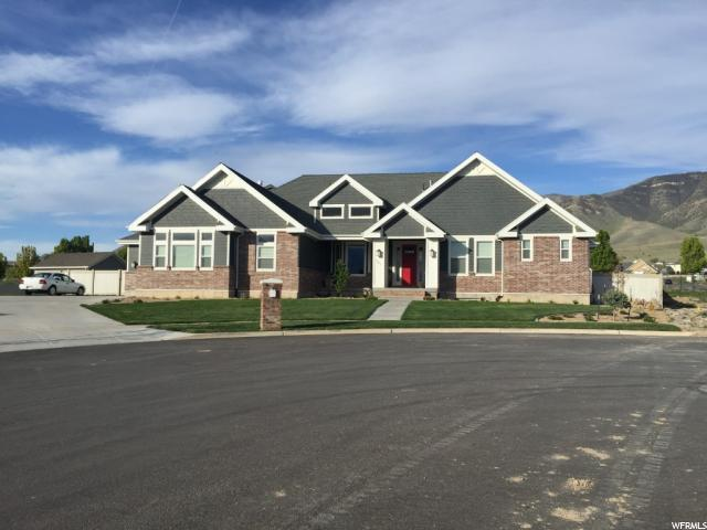 161 E Bayview Cir S, Saratoga Springs, UT 84045 (#1535891) :: Exit Realty Success