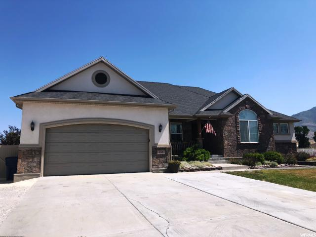 455 E Winchester Dr, Stansbury Park, UT 84074 (#1535928) :: Action Team Realty