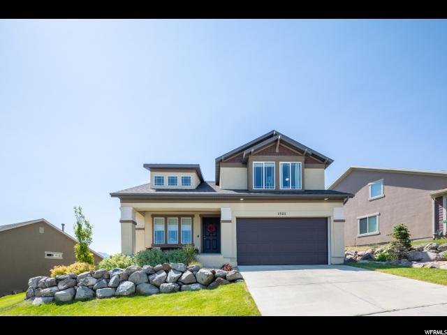 15111 S Eagle Chase Dr, Draper (Ut Cnty), UT 84020 (#1535968) :: Eccles Group