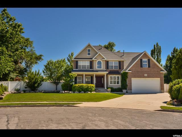 7649 S 2050 E, South Weber, UT 84405 (#1535970) :: Eccles Group