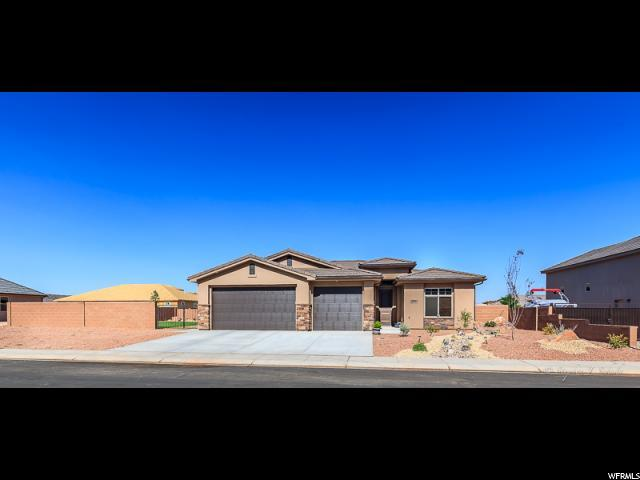 2854 S 3560 W, Hurricane, UT 84737 (#1535971) :: The Fields Team