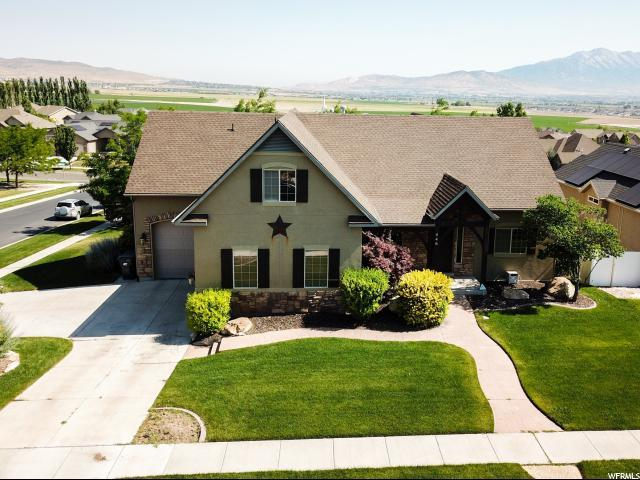 446 W Rolling Sage Way S, Saratoga Springs, UT 84045 (#1536003) :: The Fields Team