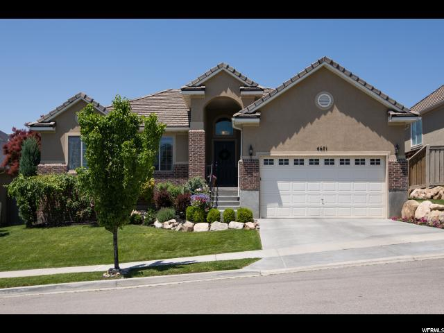 4671 N Stonehaven Loop, Lehi, UT 84043 (#1536082) :: Exit Realty Success