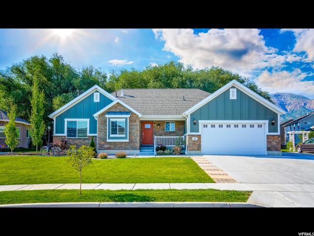 66 E Country Boy Dr, North Ogden, UT 84414 (#1536153) :: Eccles Group