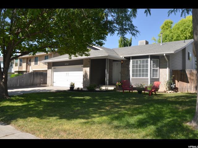 6792 S Marshrock Rd W, West Jordan, UT 84084 (#1536309) :: Bustos Real Estate   Keller Williams Utah Realtors