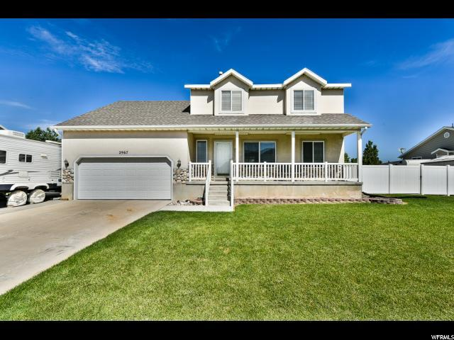2967 E Canyon Crest Dr, Spanish Fork, UT 84660 (#1536321) :: The Fields Team