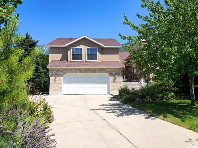2165 E Gambel Oak Dr S, Sandy, UT 84092 (#1536327) :: Bustos Real Estate | Keller Williams Utah Realtors