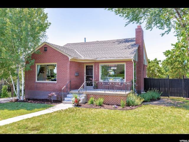 2882 S 2700 E, Salt Lake City, UT 84109 (#1536404) :: RE/MAX Equity