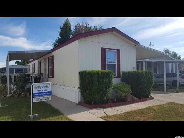 1133 W Sierra Vista St #206, West Valley City, UT 84119 (#1536416) :: Red Sign Team