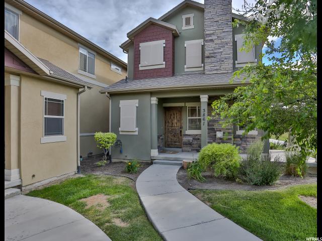 3861 E Cunninghill Dr N, Eagle Mountain, UT 84005 (#1536520) :: Bustos Real Estate | Keller Williams Utah Realtors