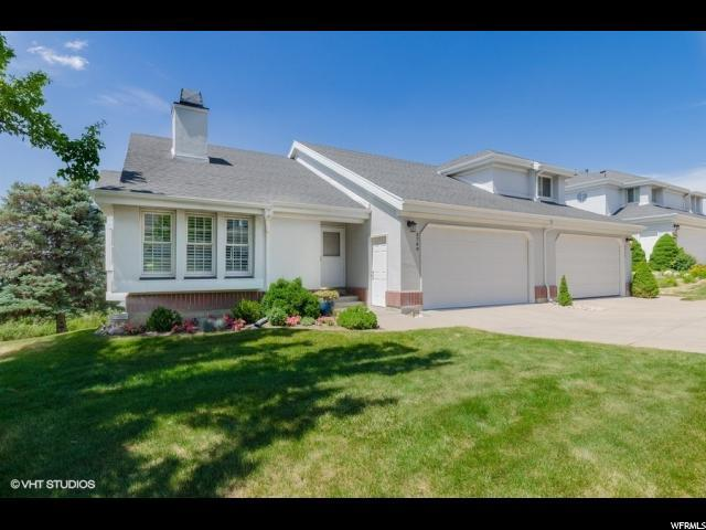 3760 S Cardiff Way, Bountiful, UT 84010 (#1536543) :: Eccles Group